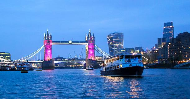 Christmas & NYE Boat Party Tickets London 2017