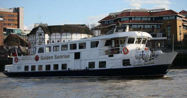 Temple Pier London Boat Hire Thames Capital Pleasure Boats