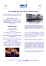 Information and directions for the PAYG cruise on the Golden Star